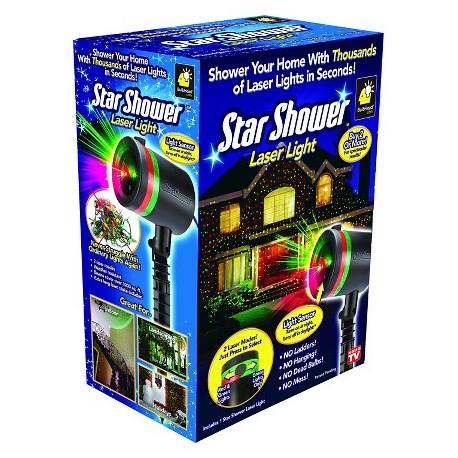 STAR SHOWER Reflektor Laserowy Wyprzedaż