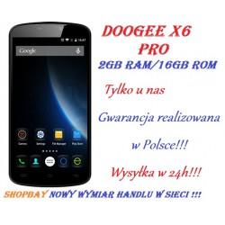 DOOGEE X6 PRO 5.5' 2GB/16GB 4G LTE