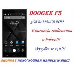 DOOGEE F5 LTE 4G 5,5''3GB RAM 8-CORE